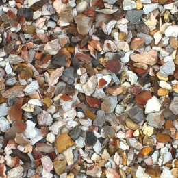 25kg Bag 10mm Canterbury Spar Chippings