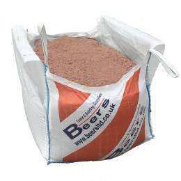 Jumbo Bag Red Plastering Sand Non Returnable MARCHINGTON