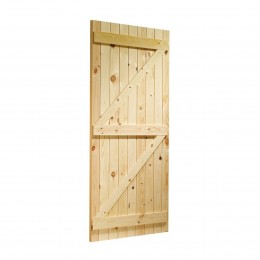 28 L&B Redwood Door External 2032X813 FSC