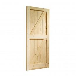 28 Fl&B Redwood Door External 2032X813 FSC(R)