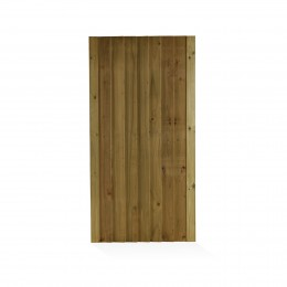 Charlton Babington Fl&B Morticed Gate Green Treated 1760Mm X 900Mm PEFC           BAB40.9