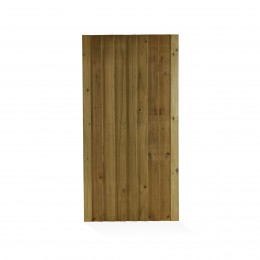 Charlton Babington Fl&B Morticed Gate Green Treated 1760Mm X 1200Mm PEFC            BAB51.2