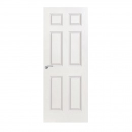 26 6P Smooth Moulded Firecheck Door Internal 24011 PEFC