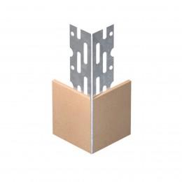 2.4M Thin Coat Plaster Angle Skim Bead Ref 553 553A2400