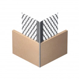 3.0M Mini Mesh Plaster Angle Skim Bead Ref 595