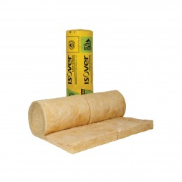 75mm Isover Acoustic Partition Roll 14.64m2 Roll (APR1200)                             5200625580