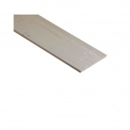 CM 18mm Pine Board 1750mm Long X 400mm Wide PEFC PB14