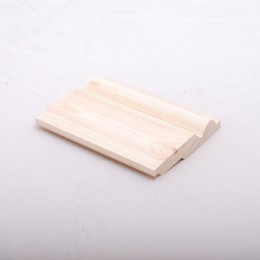 25mm x 125mm Torus/Lambs Tongue R/Wood Skirting (21x118) FSC(R)