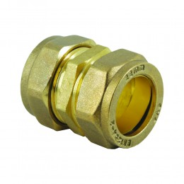 22mm Straight Coupler Comp Loose       M10220000
