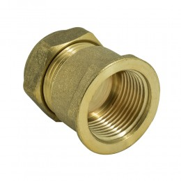 "15mmx1/2"" Fi Coupler Comp Loose        M12150400"