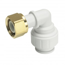 Speedfit 15mmx1/2In Bent Tap Connector PEMBTC1514