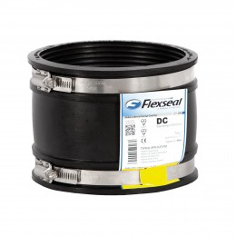 Dc165 Flexseal Rubber Drain Coupling 150-165mm