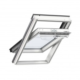 GGL CK02 2070 VELUX White Painted Window 550X780 PEFC