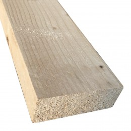 75mm x 225mm Sawn Kiln-Dried Easi-Edge C16 Softwood (75x222) FSC