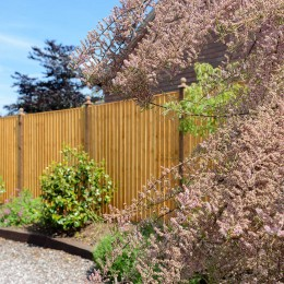 1.83Mx1.8M Grange Vertical Fe Fence Panel Sfep6 FSC