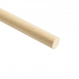 28mm Dowel Light Hardwood 2.4M            Rtm828