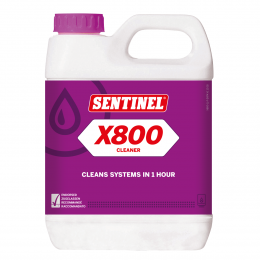 Sentinel Chemical Cleaner 1L X800L