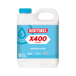 Sentinel Chemical Sludge Remover 1L X400L