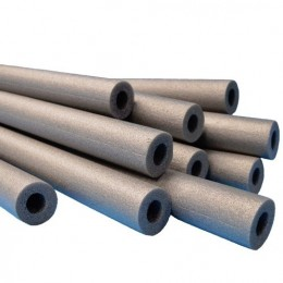 15mm Climaflex Polyethlene Pipe Insulation 1Mtr PF15131C (128 Per Box)
