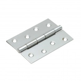 Sterling Light Butt Hinge 76mm (2)   Ifh076Sc/Bp