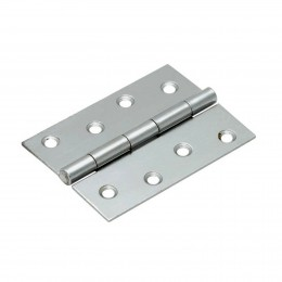 Sterling Light Butt Hinge 100mm (3)  Ifh100Zp/Bp
