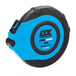 Pro Closed Reel Tape Measure 30M / 100Ft OX-P028330