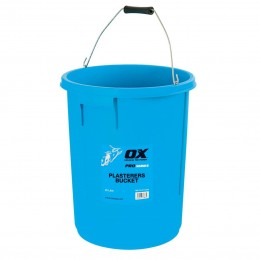 Pro Plasterers Bucket - 5 Gallons / 25L OX-P110825