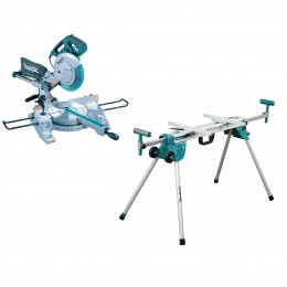 Makita Mitre Saw & Stand Deal Ls1018L & Deawst06