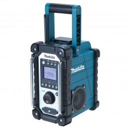 Makita Dmr107 Fm/Am Site Radio Analogue With Aux-In