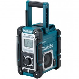 Makita Dmr108 Bluetooth Site Radio With Fm/Am  Aux-In & Usb Port