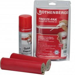 Rothenberger Freeze-Pak Pipe Freezing Kit  64004