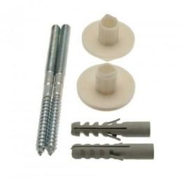 Fischer Wd8 Hand/Corner Basin Fixing Kit   42836