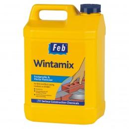 Feb Wintamix Frostproofer & Plasticiser 5Lt FBWINTA5