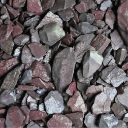 25kg Bag Plum Slate Chippings