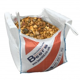 Jumbo Bag 20mm Golden Gravel - Non Returnable