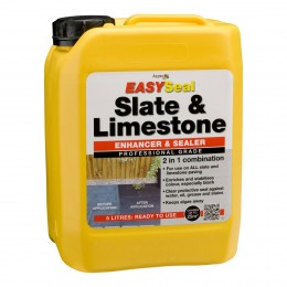 Azpects Easyseal Slate & Limestone Enhancer & Sealer 5Ltr