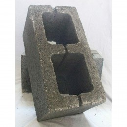 215mm Hollow Dense Concrete Block 3.5Kn 215X440