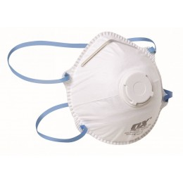Ffp2 Moulded Cup Respirator face Mask (Pack 3) OX-S486703 **OFFER PRICE WHILST AVAILABLE**