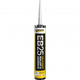 Everbuild EB25 Sealant & Adhesive 300ml