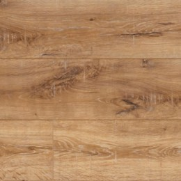 8mm New Elka V-Groove Laminate Floor 2.162m2/Pk AUBURN OAK ELV954 PEFC™