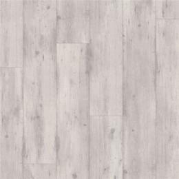 8mm Quickstep Impressive Laminate Flooring CONCRETE WOOD LIGHT GREY 1.835M2 IM1861
