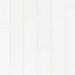 8mm Quickstep Impressive Laminate Flooring WHITE PLANKS             1.835M2 IM1859