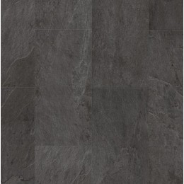 4.5mm Quickstep Livyn Ambient Click Plus 2.08m2 BLACK SLATE                            AMCP40035