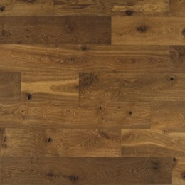 14mmx190mm Elka Caramel Oak Engineered Click Real Wood Flooring 2.0748m2 Pk (Elka14Caramel)