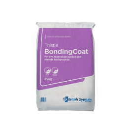 Thistle Bonding Coat 25Kg Plaster (Carlite)