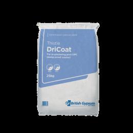 Thistle Dri Coat Plaster 25Kg