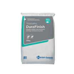 Thistle Dura Finish 25Kg            5200006087