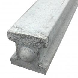 100X125 Concrete Slotted Int Post 1.75M PSTI1750P