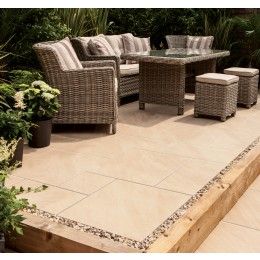 Bradstone Aspero Porcelain Patio Pack 18.36m2