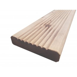 Brown Treated Decking board
